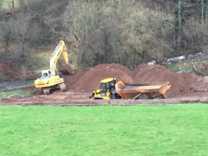 Digger and Dumper truck - Jan 16